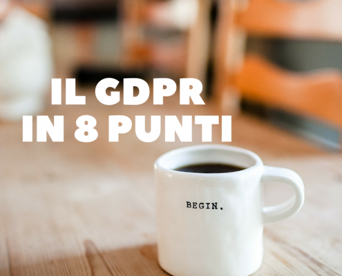 GDPR in 8 punti 2