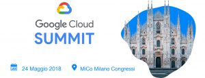 Google Cloud Summit 2018
