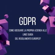 4 Strumenti per adeguarti al GDPR